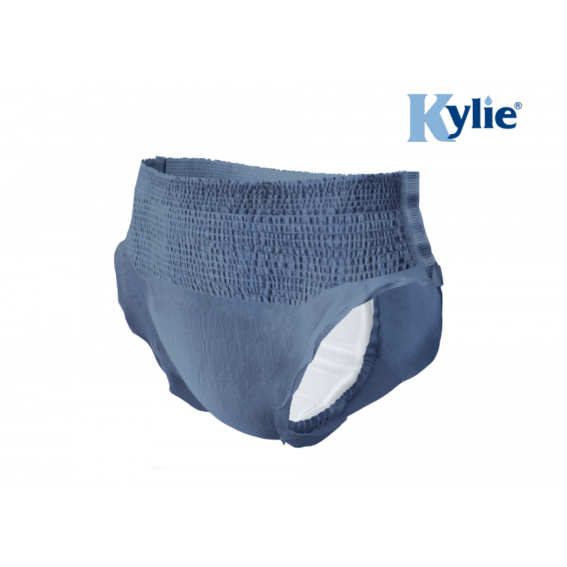 "Kylie® Male Disposable Pants | Large | 43"" - 55"""