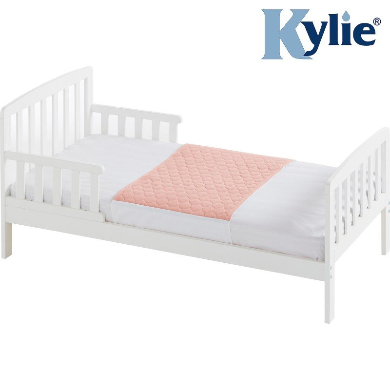 Kylie® Bed Pad | 1 Litre | Junior Bed | Pink