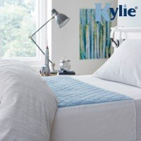 Kylie® Bed Pad | 1 Litre | Junior Bed | Blue