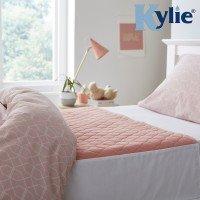 Kylie® Bed Pad | 1 Litre | Junior Bed | Pink