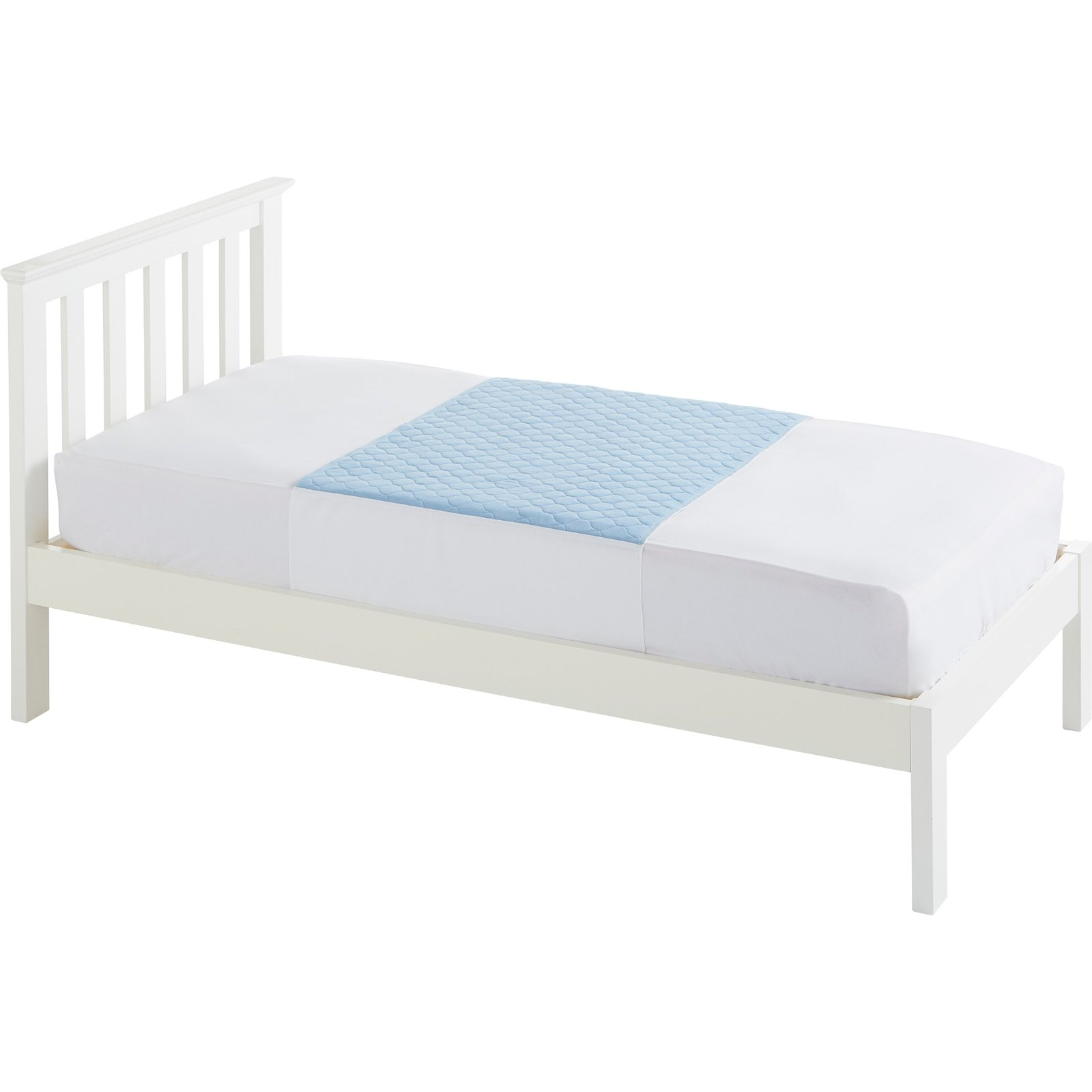 Single Bed 91x74cm Blue