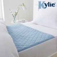 Kylie® Bed Pad | 3 Litre | Single Bed | Blue