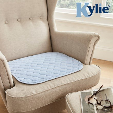 Kylie® Chair Pad Blue