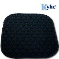Kylie® Chair Pad | Black | 1 Litre | 50 x 50cm