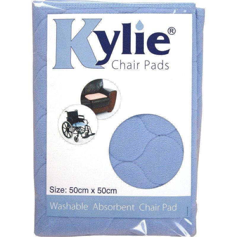 Kylie® Chair Pad | Blue | 1 Litre | 50 x 50cm