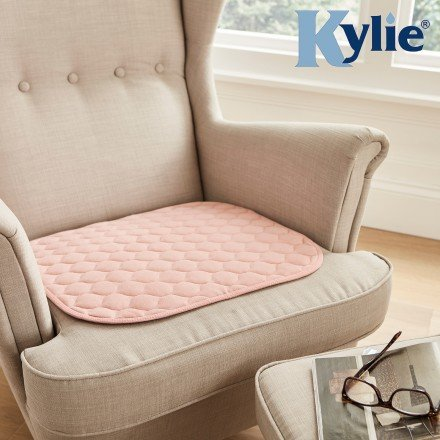 Kylie® Chair Pad Pink