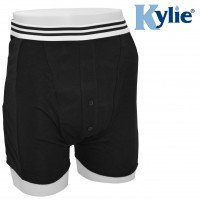 Kylie® Boxer | Black | Medium