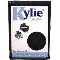Kylie® Chair Pad | Black | 1 Litre | 50 x 50cm