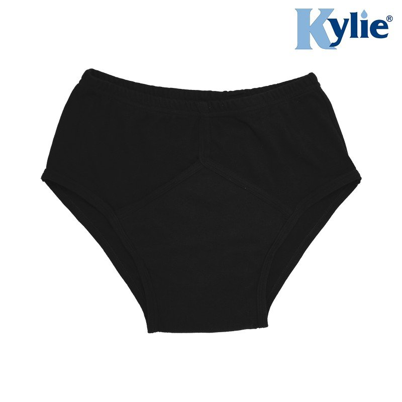Kylie® Male | Black | Large