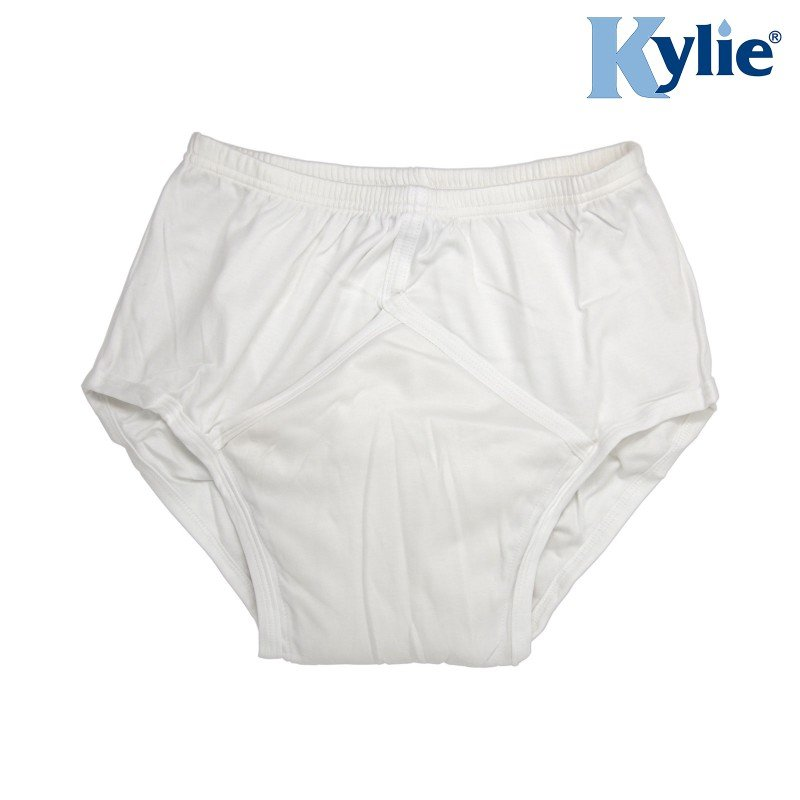 Kylie® Male | White | Large