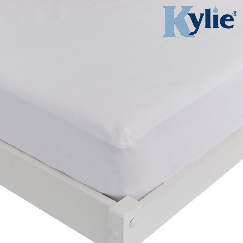 Kylie® Waterproof Double Mattress Protector